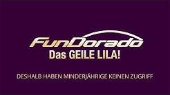 FunDorado Jugendschutz - Kein Zugriff für Minderjährige