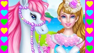 Мультик про лошадку принцессы Детские мультфильмы про животных Интересные мультики для детей