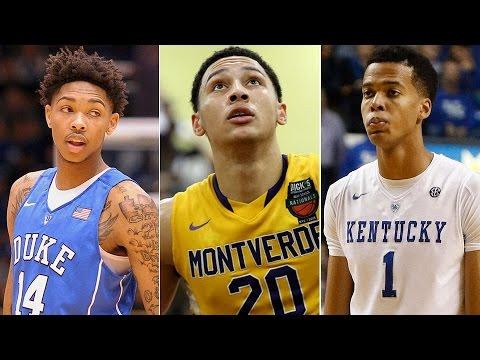 2016 NBA Mock Draft-Post All-Star Game 2.0