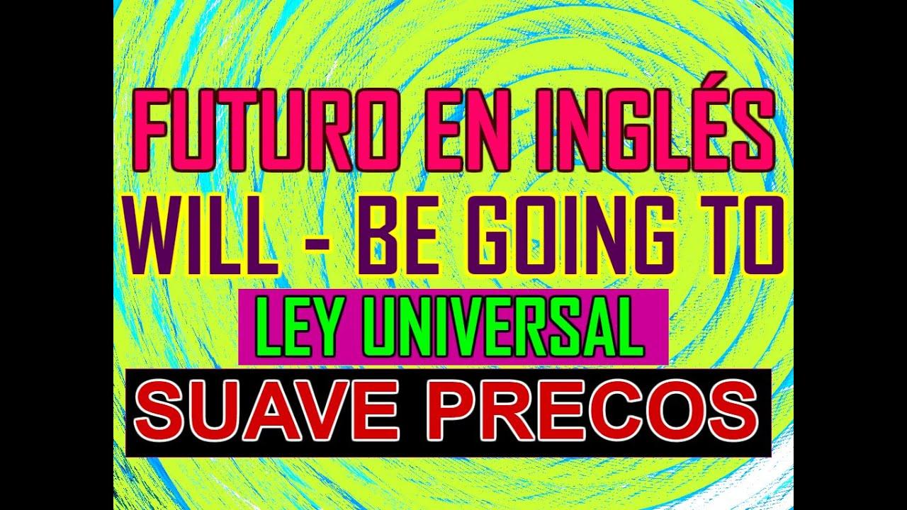 Futuro Will En Inglés Estructura Fácil