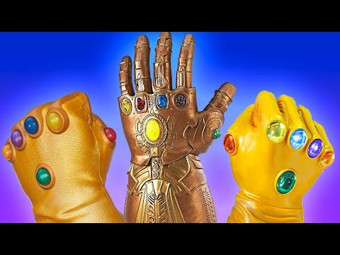 9 Infinity Gauntlets You Can Buy Right Now - Up At Noon Live!