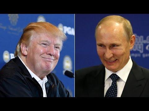 Trump praises Putin's call to delay sanctions