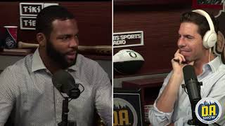 """Braylon Edwards says Michigan is """"light years behind Ohio State"""" 