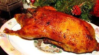 Утка в духовке, нежная, сочная и ароматная(2)