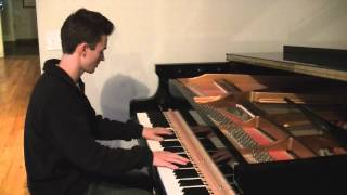 Pitbull: Timber ft. Ke$ha (Elliott Spenner Piano Cover)