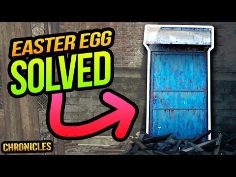 KINO DER TOTEN EASTER EGG KNOCKS FULLY SOLVED & GUIDE!! Kino Easter Egg Guide & Song