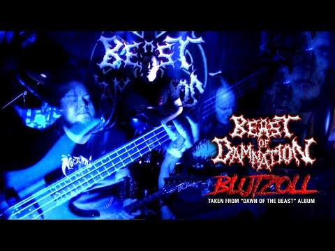 BEAST OF DAMNATION - Blutzoll (official video)