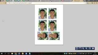 Как распечатать фото 3х4 на принтере?