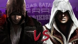 Alex Mercer vs Ezio Auditore. Épicas Batallas de Rap del Fr...