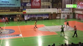 Baschet Liga Nationala 2019-2020, etapa a V-a Focsani-Constanta 61-51