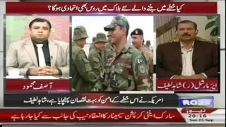 Indian Jealousy on Pakistan Russia Good Relations | Talk Show | 25 Sep 2016