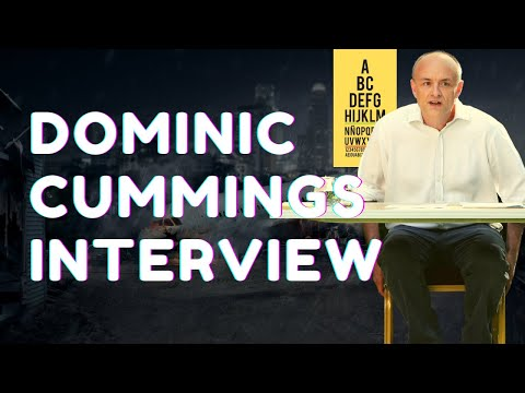 Dominic Cummings Interview Youtube, Full Press Conference Downing St.