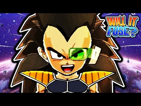 Dragon Ball Fusions 3ds Will It Fuse Kid Raditz Gameplay Dragon