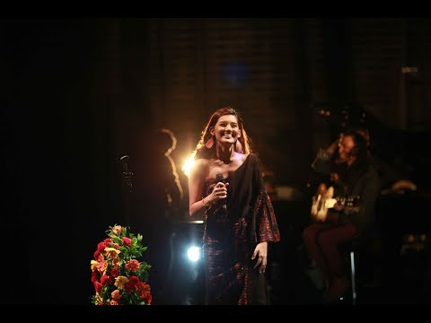 Monita Tahalea -- How Great Thou Art ( Konser Dandelion 2016 )