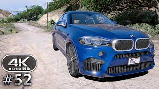 Grand Theft Auto 5 Gameplay Walkthrough Part 52 - GTA 5 (PC 4K 60FPS)