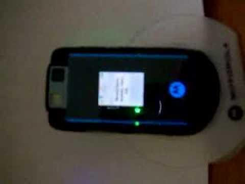 Motorola Razr Maxx V6 Ring Lights