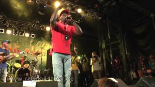 Barrington Levy - 1/3 - ... + Too Experienced + She´s Mine - Reggae Jam 2013