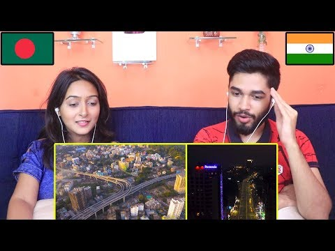 INDIANS react to CHITTAGONG- Bangladesh