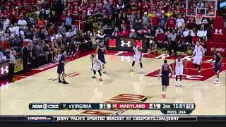 #5 Virginia @ Maryland (3/9/2014)