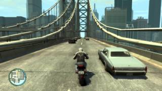 GTA 4 Gameplay (No Commentary) #9