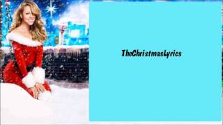 Mariah Carey - O Little Town Of Bethlehem / Little Drummer Boy (Medley) + Lyrics