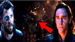 Avengers 4 Tom Hiddleston REVEALS LOKI Isn't DEAD? Loki FAKE Death In Infinity War HAPPEN