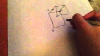 How to draw rectangular prisms triangular prisms and cylind