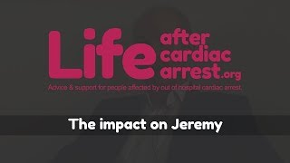 The impact on Jeremy