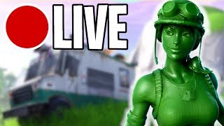 NEW Toy Trooper Skin! PS4 Pro | Code GARFUNKL3 | Fortnite Battle Royale