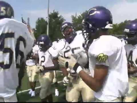 Philadelphia Eagles - Brandon Graham - Detroit Crockett High School Football Feature