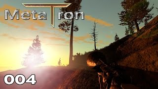 Ⓜ MetaTron [04] [Mit der Shotgun durch den Wald] [Let's Play Deutsch Gameplay German] thumbnail