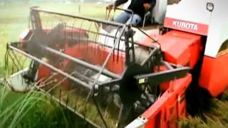 The KUBOTA Advanced Rice Farming System