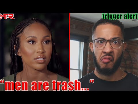 """men need to be reminded that they are trash so they can acknowledge their place in society&quo"