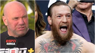 Download Michael Bisping, Dana White predict Conor McGregor to win via KO vs. Donald Cerrone | ESPN MMA Mp3 and Videos