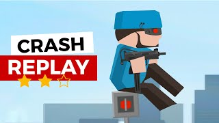 CRASH REPLAY - Clone Armies Tactical Army Game Online Android Play