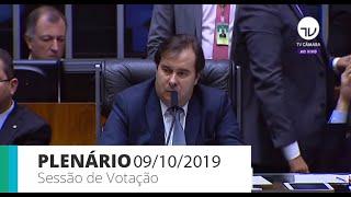 Plenário - Discussão e votação da PEC 372/17 - 09/10/2019 - 22:01