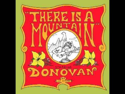 Donovan - There is a Mountain