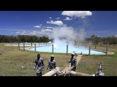 Kenya joins world leaders in geothermal energy production