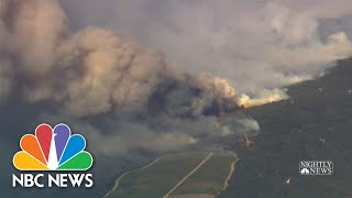 Climate Challenge: Latinos Disproportionately Impacted By Wildfires