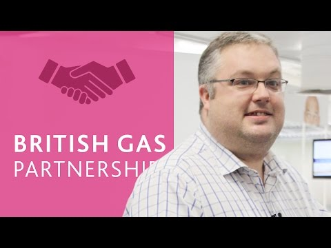 British Gas 10 Year Partnerhsip