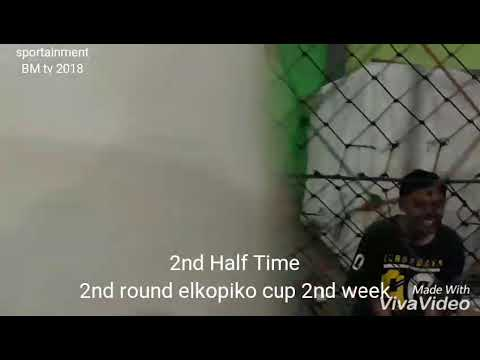 Babak 2 Elkopiko Cup 2nd Week. Ucamp Bayangan Cover