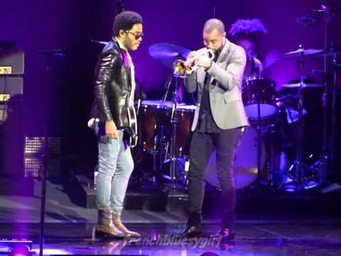 Lenny Kravitz - Always On The Run - Live Lille - 08/12/2014