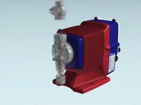 Iwaki E Series Metering Pumps