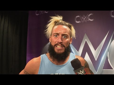 Enzo freestyles on the imminent WWE Draft and you can't teach that: July 14, 2016