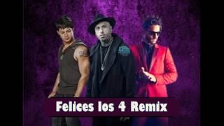 Felices Los 4  - Maluma Ft. Nicky Jam & Ken -y Dj Sasuke