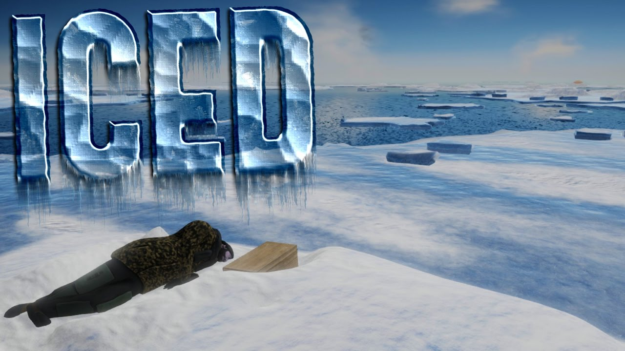 Iced gameplay dead bodies ice fishing gone wrong for Ice fishing games free