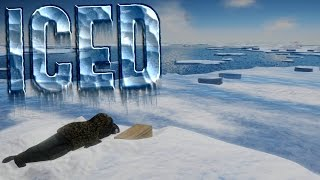 ICED Gameplay - Dead Bodies!? - Ice Fishing Gone Wrong - Open Water Survival Game - Iced Part 1