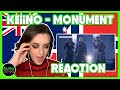 Cover image AUSTRALIAN REACTS TO KEiiNO - MONUMENT // Norway Eurovision 2021