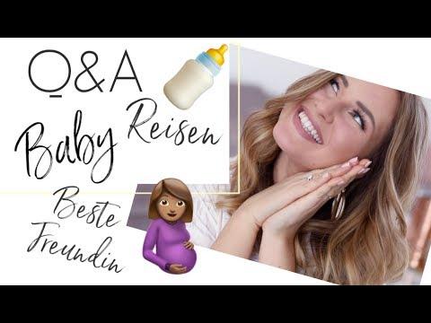 Q&A - WANN KOMMT DAS BABY? 👶🏼 WANN SAGEN WIR ES EUCH?   Maren Wolf ♡