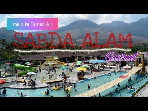 Wisata Garut , Taman Air Sabda Alam Garut , Sabda Alam Cipanas Garut.